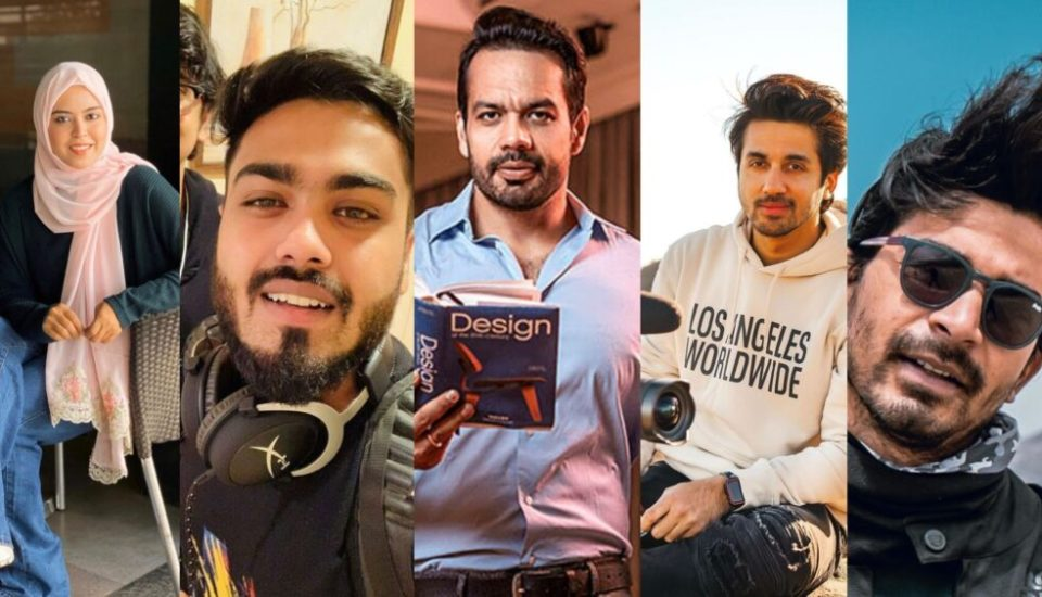 India's Top Rising Youtuber Vloggers