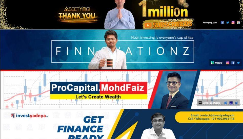 Top Stock Market YouTube Indian Content Creators