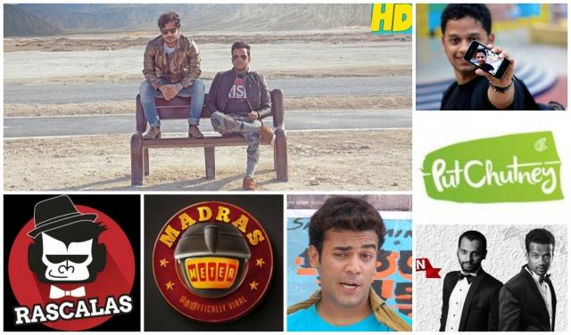 Top South Indian YouTube Vloggers